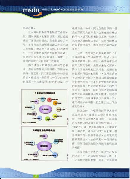 VB2005 開發者大會專刊 20頁